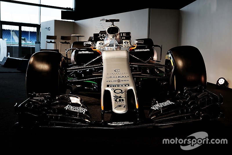 Photos - La Force India VJM10 sous tous les angles