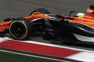 【F1】アロンソ、予選13番手は「神からのプレゼント」