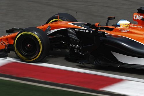 """Alonso says 13th on the grid a """"divine present"""""""