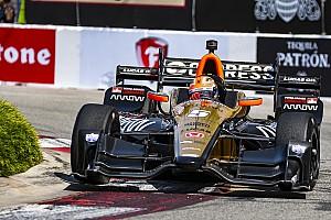 IndyCar Rennbericht IndyCar in Long Beach: James Hinchcliffe meldet sich mit Sieg zurück