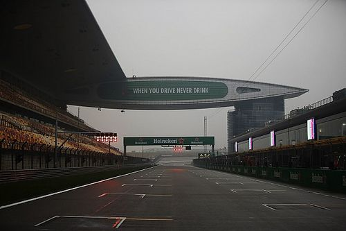 Live: Follow Chinese Grand Prix practice as it happens