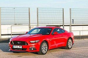 Prueba del Ford Mustang: Con 8 cilindros y a lo loco