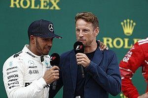 Button, 2019'da Mercedes, Ferrari ve Red Bull arasında harika bir savaş bekliyor