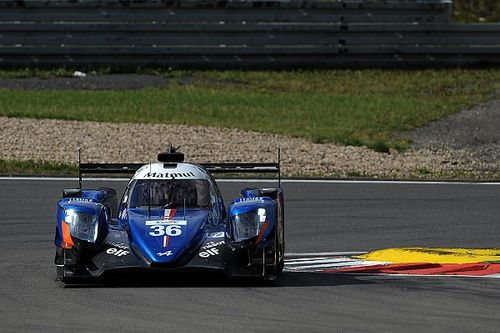 Rao parts ways with Signatech LMP2 team