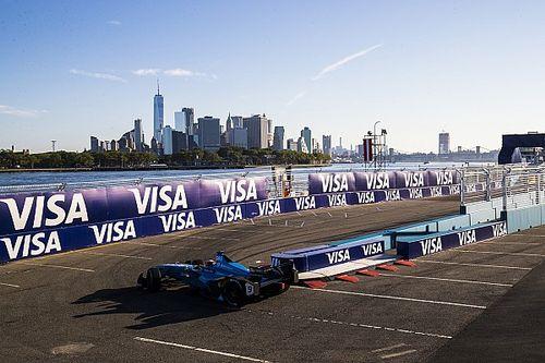 【FE】ニューヨーク・レース2予選:バードPP。SF参戦中の2人が躍動