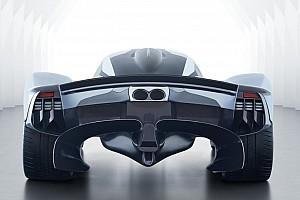Automotive Fotostrecke Bildergalerie: Aston Martin Valkyrie