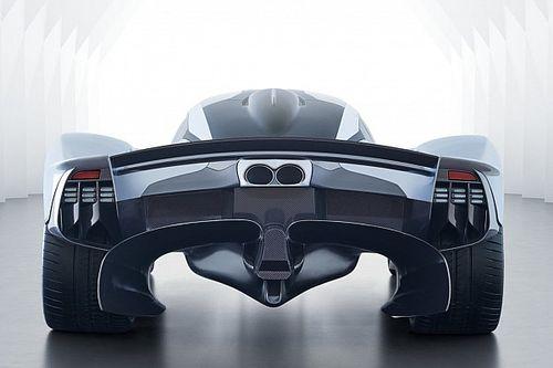 Bildergalerie: Aston Martin Valkyrie