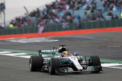 Hamilton cleared, retains British GP pole