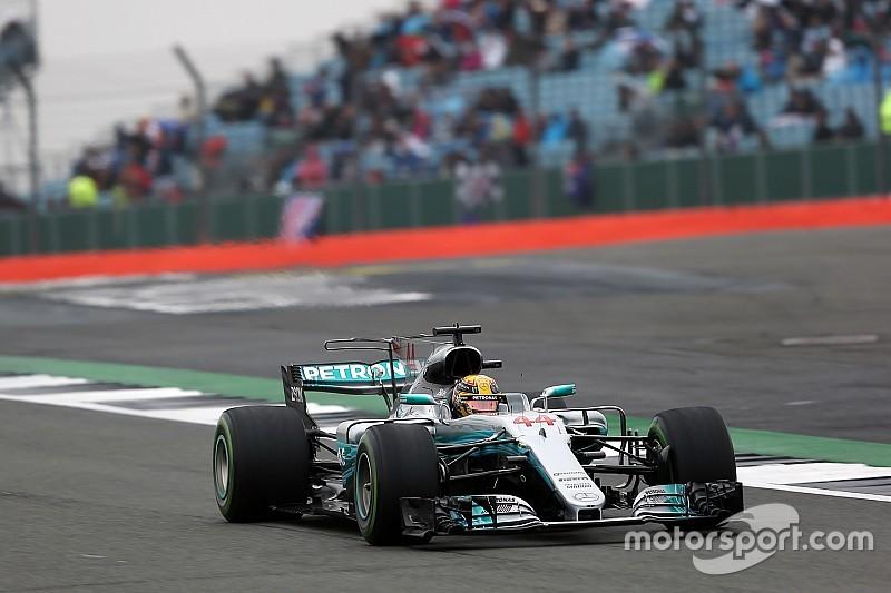 Qualifs - Hamilton écrase la concurrence à Silverstone