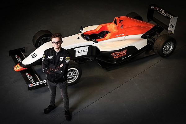 Formule 4 Nieuws Interview: Viscaal wil Verschoor opvolgen als kampioen in Spaanse Formule 4