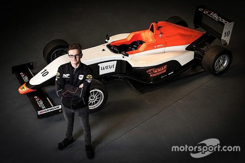 Interview: Viscaal wil Verschoor opvolgen als kampioen in Spaanse Formule 4