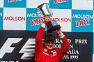 Formula 1 1995 Canadian GP - Jean Alesi scores maiden F1 win in Montréal