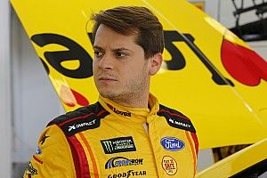 Landon Cassill will not return to Front Row Motorsports in 2018