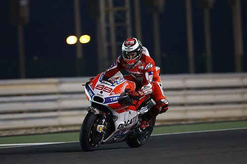 "Lorenzo: Dovizioso's advantage under braking is ""too big"""