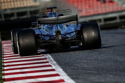 F1-Test Barcelona 2017: Übersicht Gesamtdistanz für Teams und Motoren
