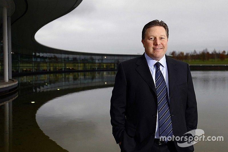 Exclusief interview: De nieuwe uitdaging van Zak Brown bij McLaren