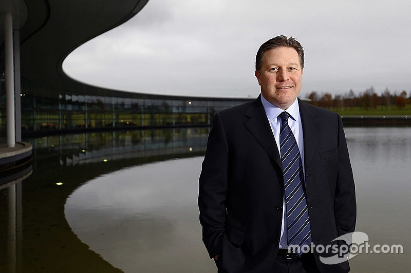 Exclusive Q&A: Zak Brown's new F1 challenge at McLaren