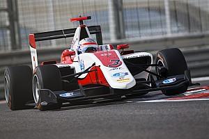 GP3 Reporte de calificación Albon recorta distancias con Leclerc con la pole en Abu Dhabi