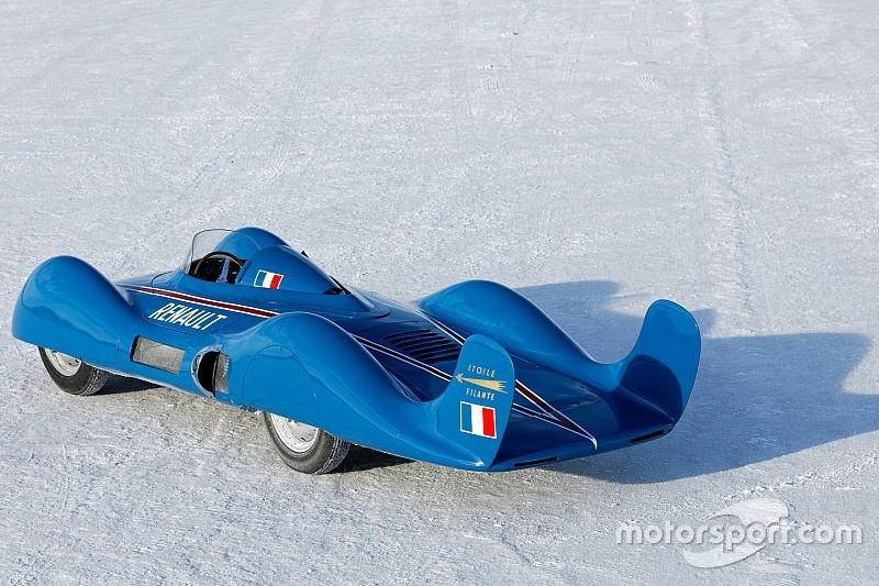 VIDÉO - Renault et Nicolas Prost fêtent les 60 ans de l'Étoile Filante
