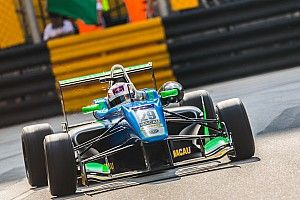 澳门F3首节排位赛:红旗四度搅局,达科斯塔拿到准杆位