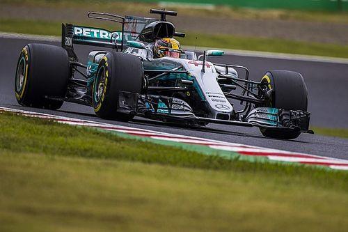 Harakiri Ferrari a Suzuka, Hamilton vede già il quarto titolo