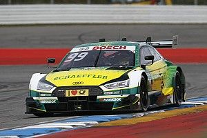 DTM Hockenheim: Audi domineert ook tweede training
