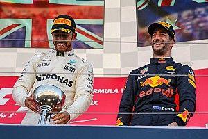Ricciardo-Hamilton, la forge des destins
