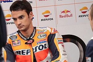 Hindari kecelakaan, Pedrosa mundur dari balapan