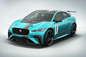 Formule E Actualités Jaguar va lancer l'I-Pace eTrophy en support de la Formule E