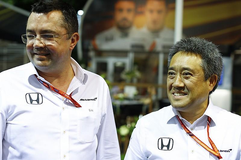 Honda: Drei harte Jahre mit McLaren waren