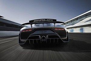 Így alakul át F1-es gépből hiperautóvá a Mercedes-AMG Project ONE