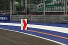 FIA, Singapur pist limitleri konusunda takımları uyardı