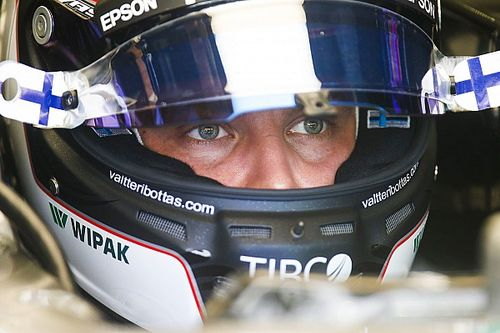 Bottas verrast door snelheid Red Bull