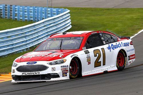 Ryan Blaney comes up short in fuel gamble at Watkins Glen