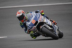 Austria MotoGP: Barbera leads Dovizioso in first practice