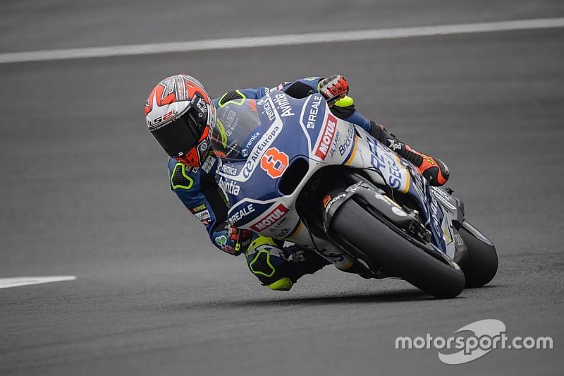 Барбера показал лучшее время в первой тренировке Гран При Австрии