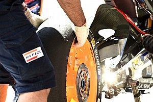 Nouvelle piste et chaleur : Michelin propose 4 options de pneus arrière