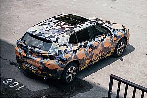Automotive News Spyshots: Der neue BMW X2 auf Probefahrt in München