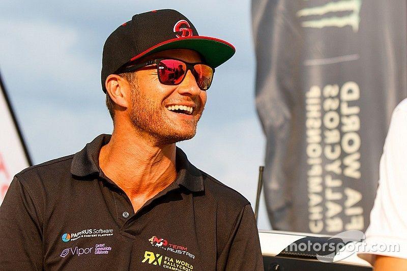 Start beim Auftakt der ARX: Timo Scheider zurück im Rallycross