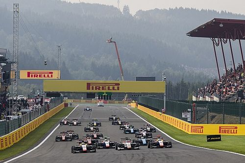 Nieuwe Formule 3-opzet moet GP3 vervangen