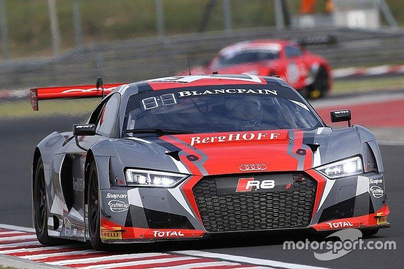 Blancpain Sprint: Dries Vanthoor grijpt pole op Hungaroring
