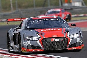 Blancpain Sprint: Dries Vanthoor grijpt pole op Hungaroring