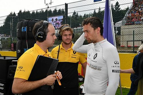 "Palmer was ""like a different guy"" at Spa - Renault"