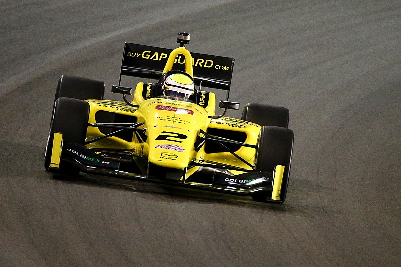 Gateway Indy Lights: Piedrahita scores shock pole