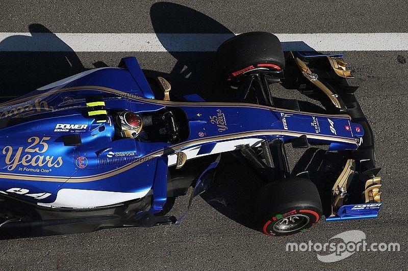 Sauber in 2018 met versnellingsbak van McLaren