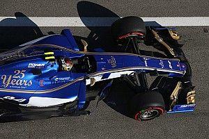Взлеты и падения на «Сочи Автодроме»: Sauber