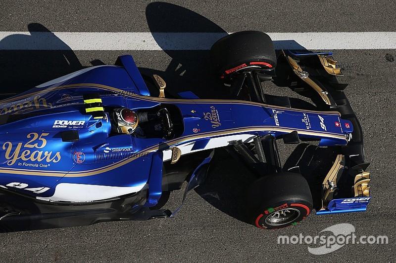 【F1】ザウバー、アップデート間に合わず。残りはモナコで投入予定