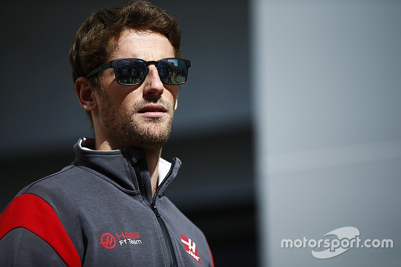 Grosjean loses coin toss to use Haas upgrades