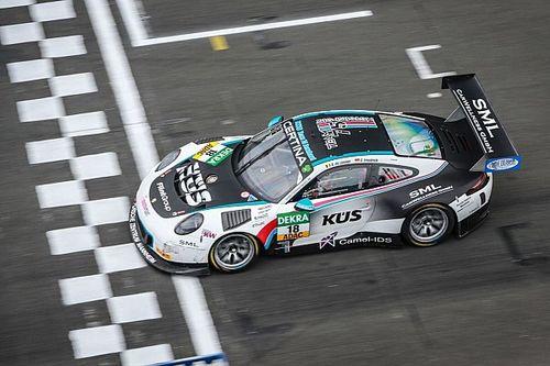 GT-Masters 2017 in Oschersleben: Doppelsieg für Porsche im 1. Rennen
