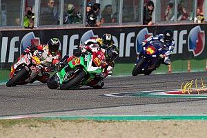 Vittoria e tabella tricolore per Davide Stirpe ad Imola